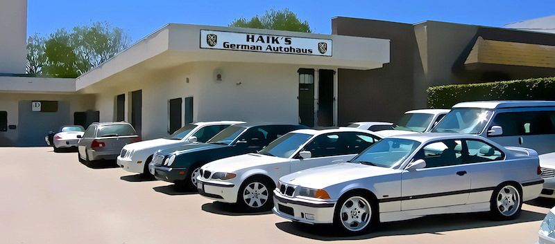 View Auto Repair Mercedes, BMW, Porsche, Audi, VW, Mini Car Service