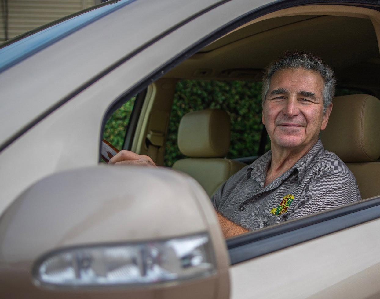 Owner Haik Hakobian, Haiku0027s German Autohaus, Santa Barbara