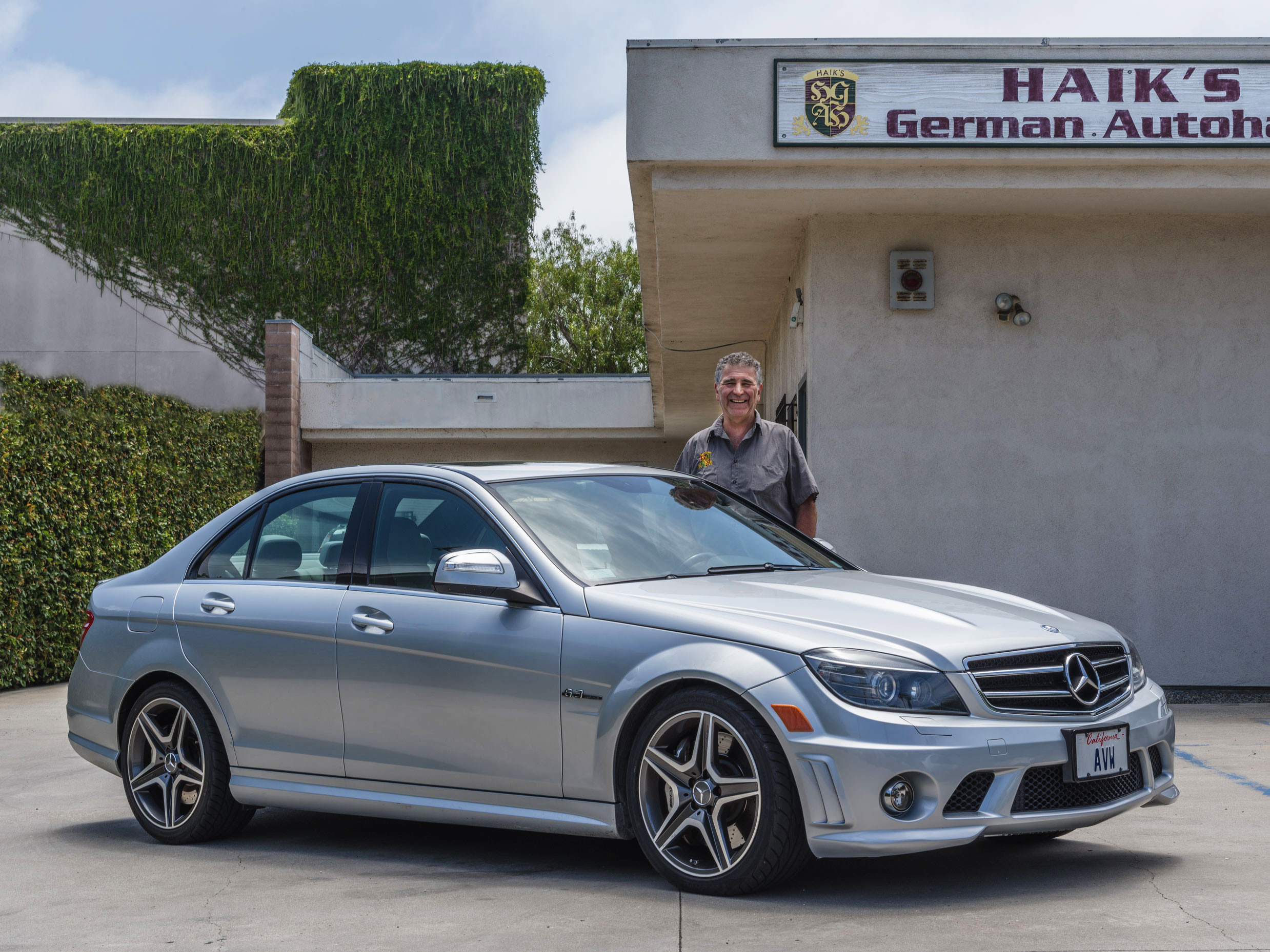 Mercedes repair service santa barbara haik s german autohaus for Santa barbara mercedes benz